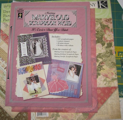 Scrapbook Basics With Message In A Fold
